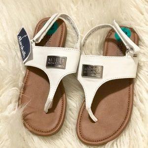 Mk Girl's Sandals-  13 NWT